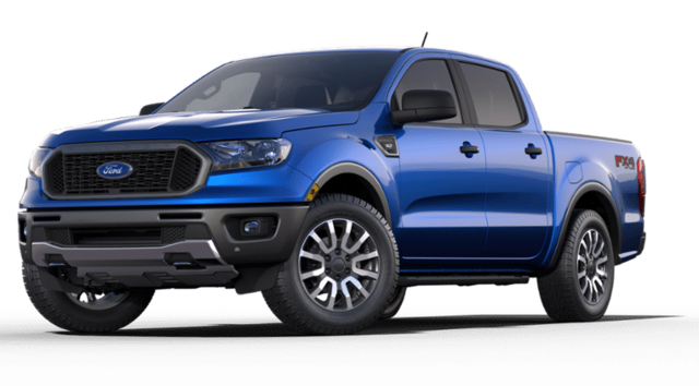 2019 Ford Ranger XLT Truck Gasoline Four Wheel Drive